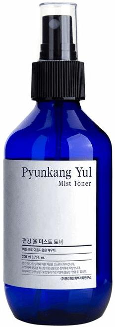 Pyungkang yul, koreansk hudpleie toner i sprayform