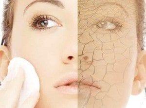 Koreanske hudpleieprodukter for tørr hud