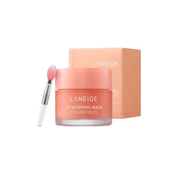 Laneige-lip-sleeping-mask-grapefruit